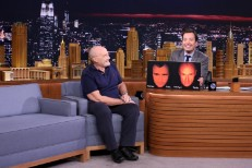 Phil Collins On The Tonight Show Starring Jimmy Fallon