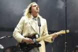 "Watch Arcade Fire Sing A Little ""Ghostbusters"" At Voodoo"