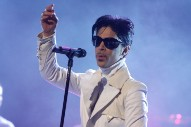 Prince's Ashes On Display At Paisley Park