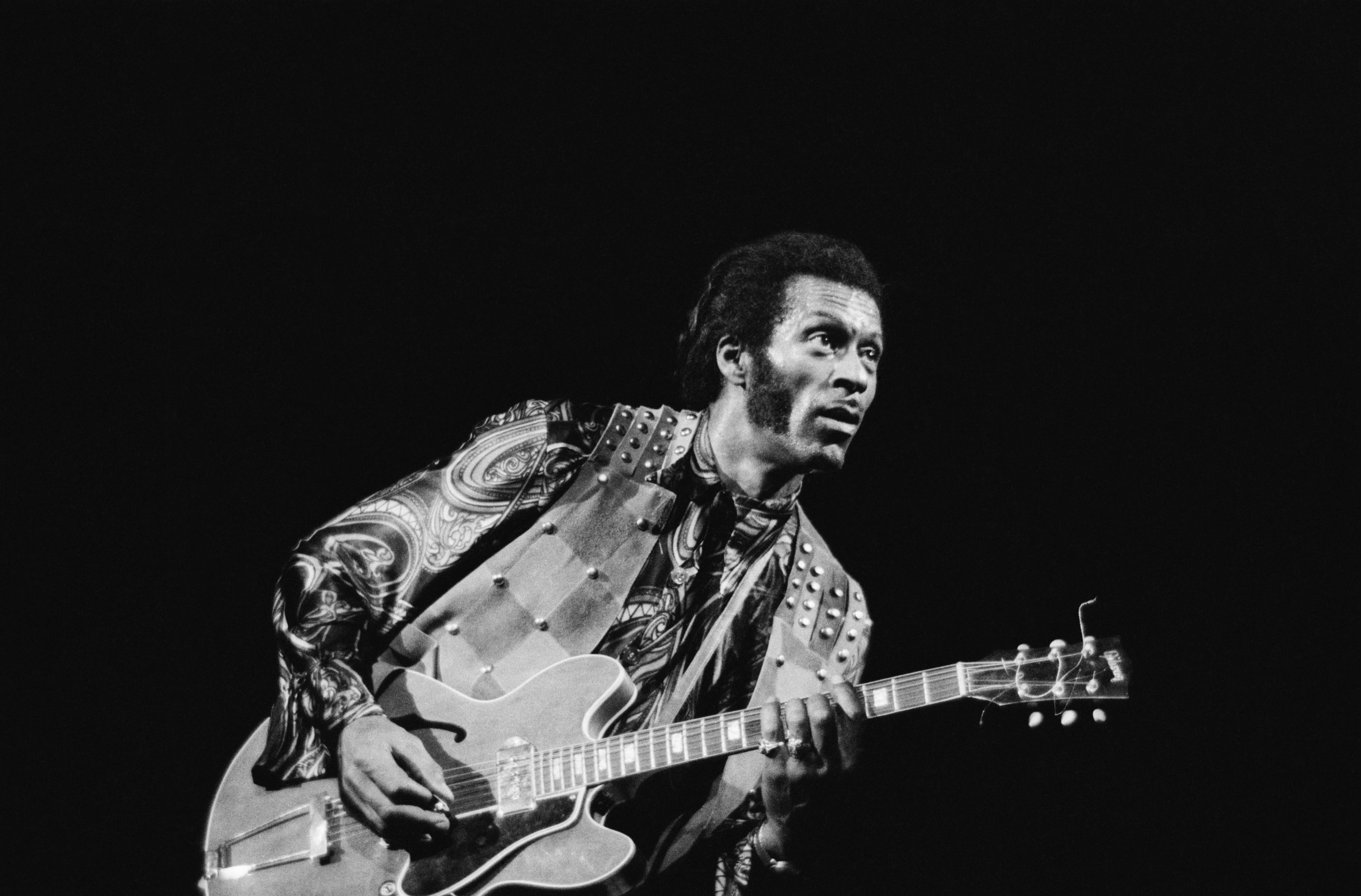 The 10 Best Chuck Berry Songs - Stereogum