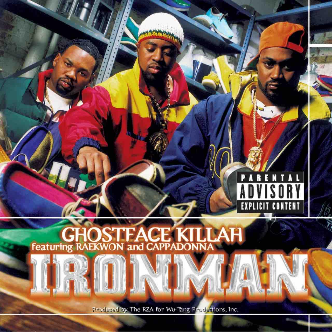 Resultado de imagen para Ghostface Killah – Iron Man