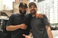 Aesop Rock & Homeboy Sandman's Rap For Rap's Sake