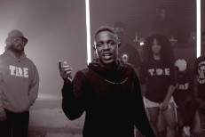 Kendrick Lamar in the Cypher