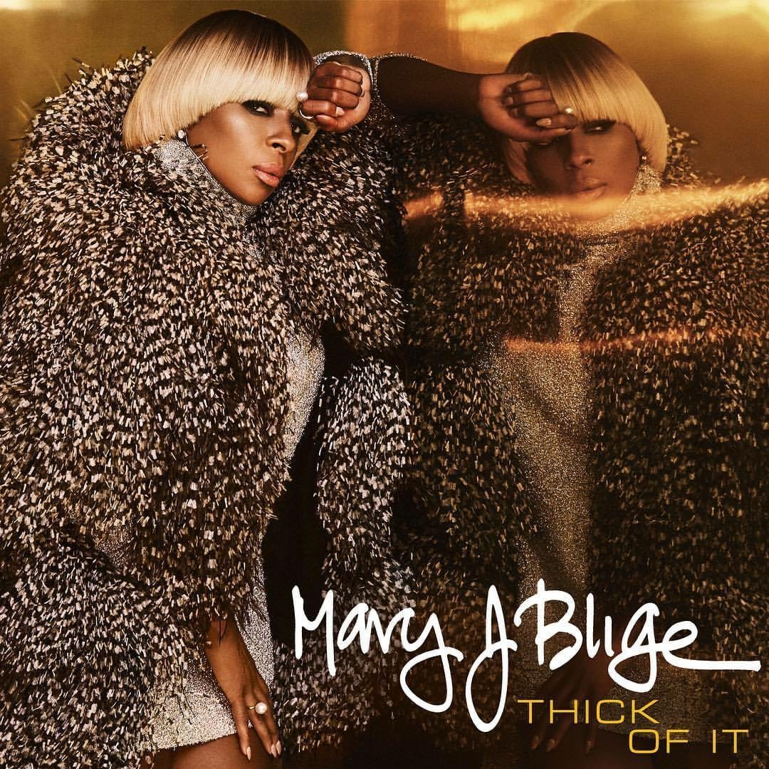 """Mary J. Blige – """"Thick Of It"""" - Stereogum"""