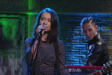 Mitski on Colbert