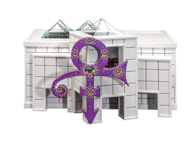 Here's Prince's Amazing Custom Urn -- And Lemmy's And Weiland's Too