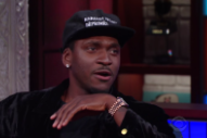 Watch Pusha T Talk McDonald&#8217;s, Hillary Clinton, And Prison Reform On <em>Colbert</em>