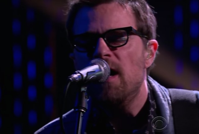 Rivers Cuomo on Corden