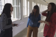 "Watch The Staves Sing Kate Bush's ""Cloudbusting"" At Funkhaus Rehearsals"