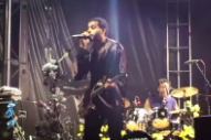 Watch Twin Shadow Mash Up Prince & Nine Inch Nails At The Meadows