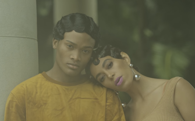 Image result for solange and sampha dont touch my hair
