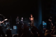 """Watch Nena Sing """"99 Luftballons"""" For The First Time In America 32 Years After It Hit"""