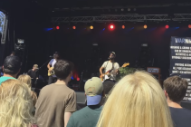 "Watch Real Estate Perform New Song ""Harpsichord"" In Atlanta"