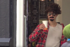 Justin Bieber Is The New Mr. Cool Disguise