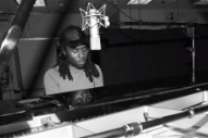 "Blood Orange – ""Metamorphosis: III"" (Philip Glass Cover)"