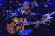 Watch Lauryn Hill Sing &#8220;Rebel&#8221; On <em>Charlie Rose</em>