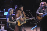 Watch My Morning Jacket Perform With Roger Waters And Neil Young At Bridge School Benefit