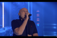 Watch Phil Collins Perform &#8220;In The Air Tonight&#8221; On <em>Fallon</em>