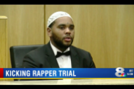 Kevin Gates Gets 6 Months In Jail For Kicking Female Fan Who Grabbed His Shorts