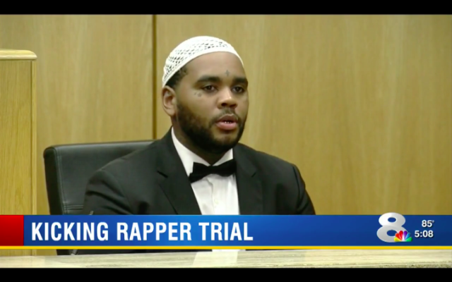 Kevin Gates Gets 6 Months In Jail For Kicking Female Fan Who