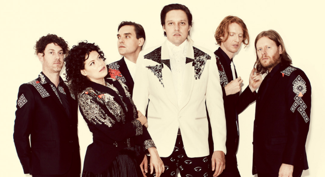 Arcade Fire Debuted New Music Last Night