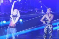 Watch Eve Join Gwen Stefani At Irvine Meadows' Final Show