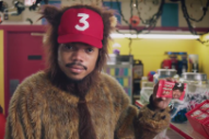 Watch Chance The Rapper's Kit Kat Commercial
