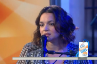 Watch Norah Jones Perform &#8220;Carry On&#8221; On <em>Today</em>