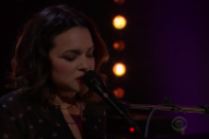 Watch Norah Jones Cover Neil Young On <em>Corden</em>