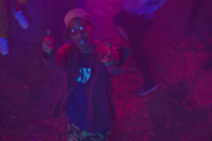 "Kid Cudi – ""Surfin'"" Video (Feat. Jaden Smith, Willow Smith, & A$AP Rocky)"