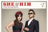 """She & Him – """"Happy Holiday"""""""