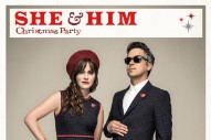 "She & Him – ""Happy Holiday"""