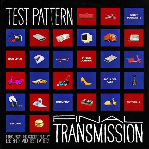 Test Pattern - Final Transmission