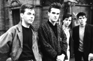 """The Smiths Reunion Was """"A Very Real Prospect"""" In 2008 Says Johnny Marr"""
