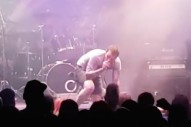 Trap Them Vocalist Breaks Both Feet Onstage And Keeps Playing