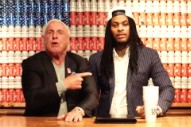October Surprise: Waka Flocka Flame Enters The Presidential Race With Running Mate Ric Flair