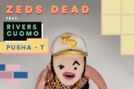 "Zeds Dead – ""Too Young"" (Feat. Rivers Cuomo & Pusha T)"