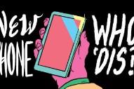 "Cakes Da Killa – ""New Phone (Who Dis)"""