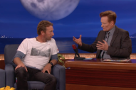 Watch Coldplay's Chris Martin Chat And Sing With Conan O'Brien