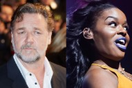 Russell Crowe Throws Azealia Banks Out Of His Hotel Party In Bizarre Incident