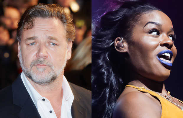Russell Crowe Throws A...