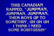 Watch Alex Trebek Rap Drake&#8217;s &#8220;Jumpman&#8221; On <em>Jeopardy!</em>