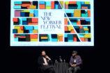 Father John Misty Is A Lot: The Night Josh Tillman Came To The <em>New Yorker</em> Festival
