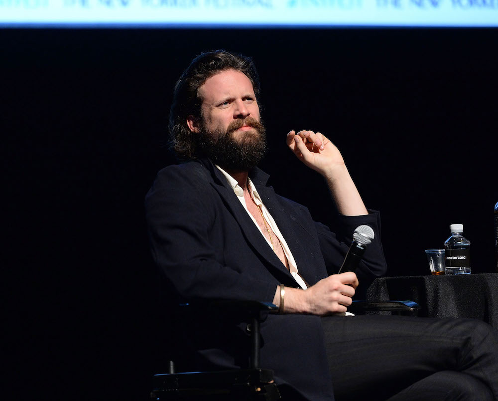 The New Yorker Festival 2016 - Father John Misty Talks With Matthew Trammell And Performs Live