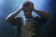 Frank Ocean&#8217;s <em>Blonde</em> &#038; <em>Endless</em> Ineligible For 2017 Grammys