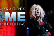 Cyndi Lauper Enlists Billy Corgan, Sharon Van Etten, & More For Annual Holiday Concert