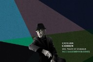 "Leonard Cohen – ""You Want It Darker (Paul Kalkbrenner Remix)"""
