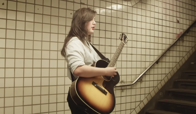 Watch Lucy Dacus' Take Away Show