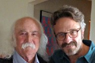 Hear David Crosby On Marc Maron&#8217;s <em>WTF</em>