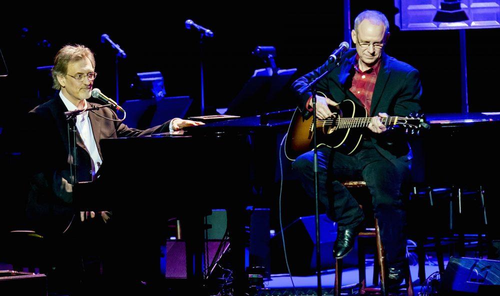 Mike Reid and Allen Shamblin